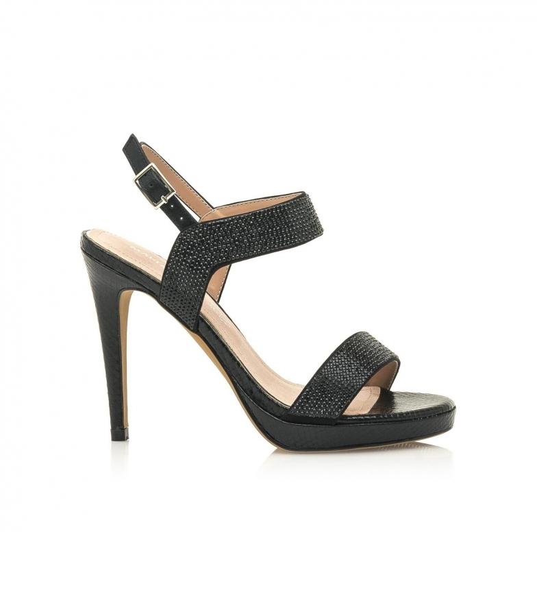Comprar MARIAMARE Sandals 67541 black -Heel height: 11 cm