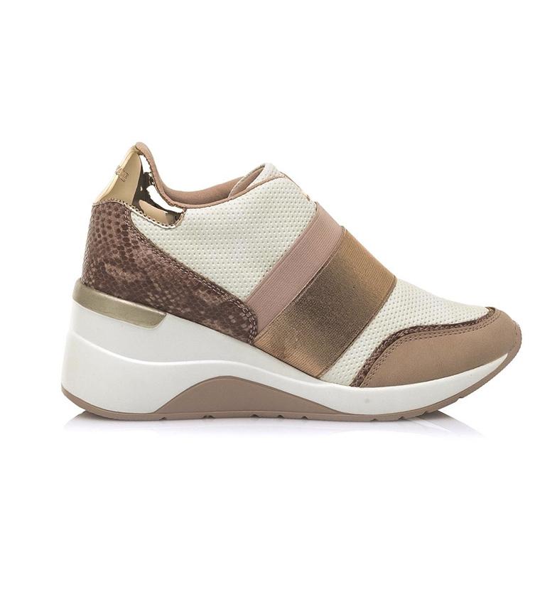 Comprar MARIAMARE Zapatillas 67613 rosa, blanco -altura cuña: 7cm-