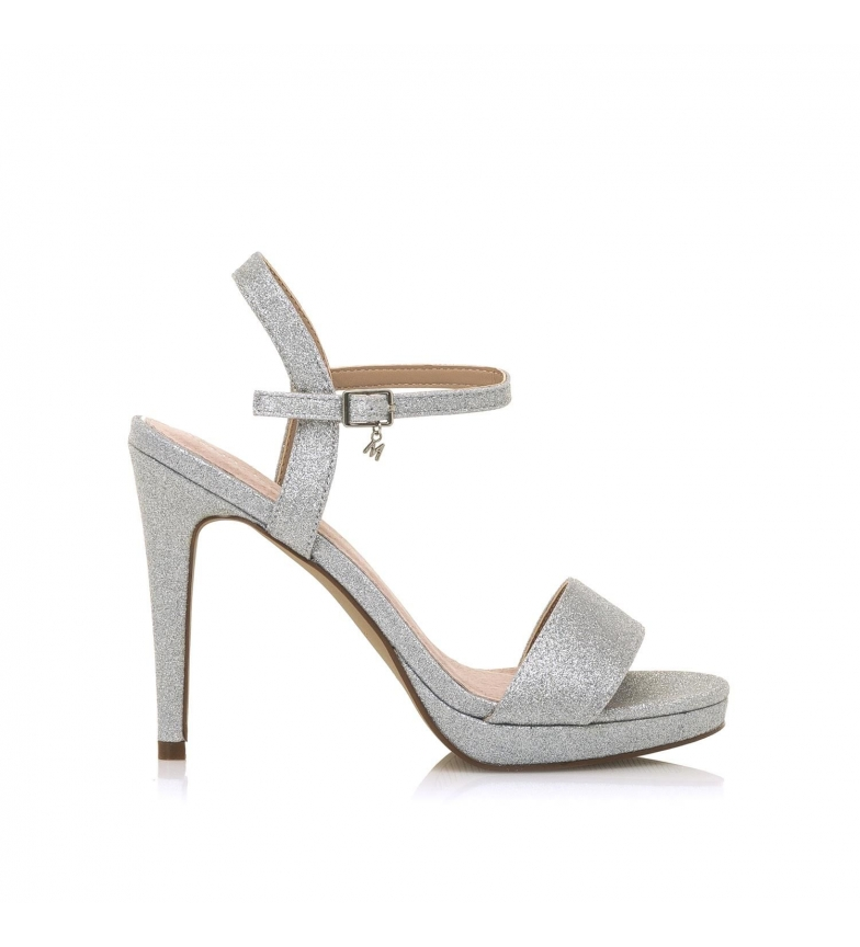 Comprar MARIAMARE Sandali 67815 argento -Altezza tacco: 11 cm-