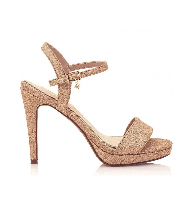 Comprar MARIAMARE Sandals 67815 nude -Heel height: 11 cm