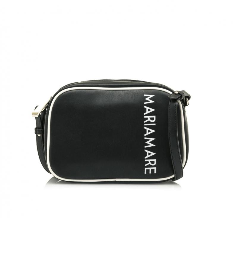 MARIAMARE Analia shoulder bag black -22x16x7.5cm