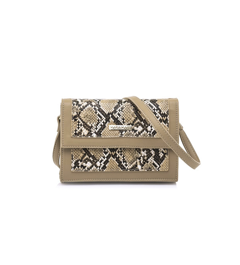 Comprar MARIAMARE Brown Kira bag -20x14x7,5cm
