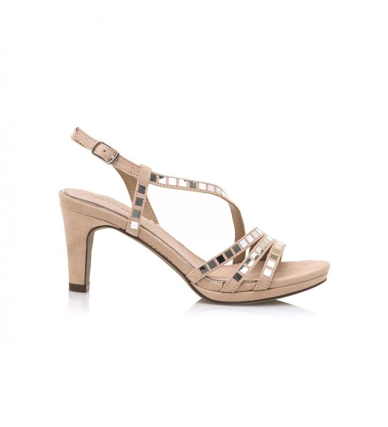 Comprar MARIAMARE Sandals 67657 nude -Heel height: 7,5cm