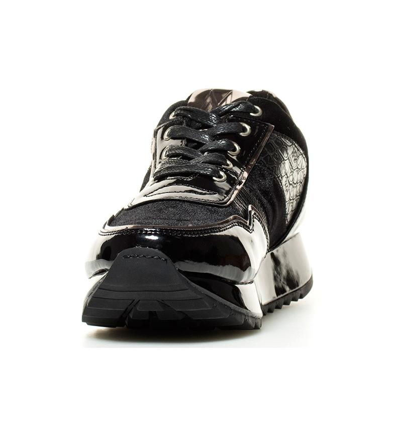 Zapatillas Altura Charo 3 MARIAMARE 5cm suela negro 6WSxw0Zn