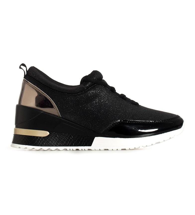 Comprar MARIAMARE Charolin black shoes - Wedge height: 6cm-