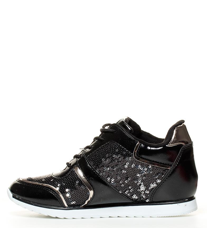 6cm Zapatillas MARIAMARE Elisabet Zapatillas MARIAMARE Elisabet Altura negro negro Altura cuña 6cm cuña MARIAMARE f4qxFO