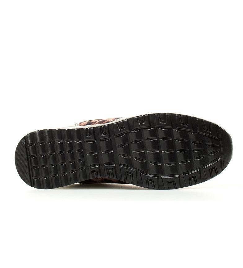 7cm Zapatillas br animal cuña MARIAMARE Altura print Maca br qvHRxxwp8