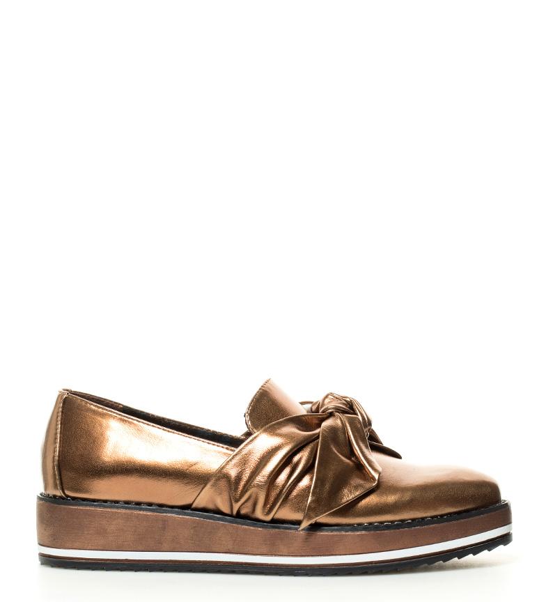 bronce Canace bronce plataforma MARIAMARE Canace Zapatos Altura Zapatos MARIAMARE 4cm T7wqHvSWR