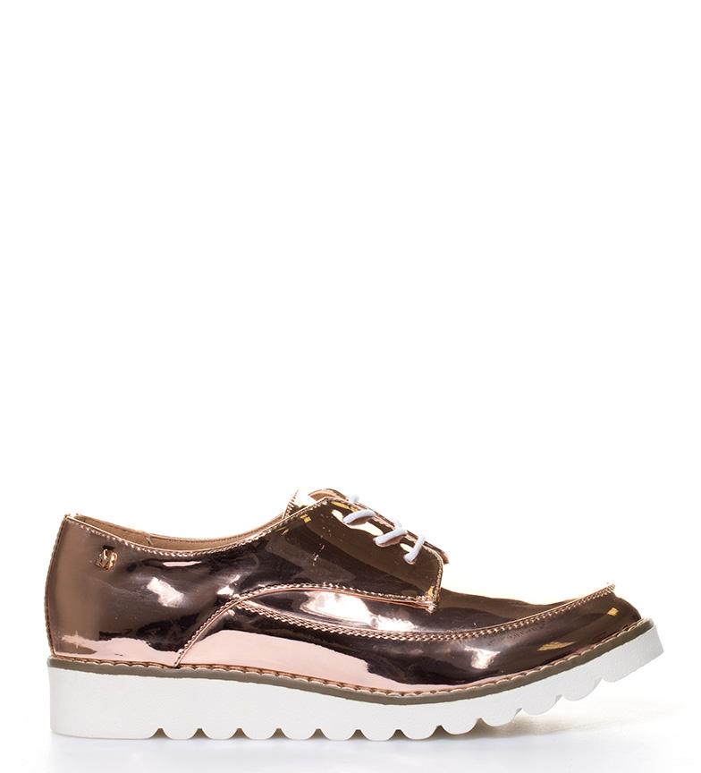 oro MARIAMARE MARIAMARE Fina MARIAMARE Zapatos Fina rosa rosa Zapatos oro 4Pfqf8x