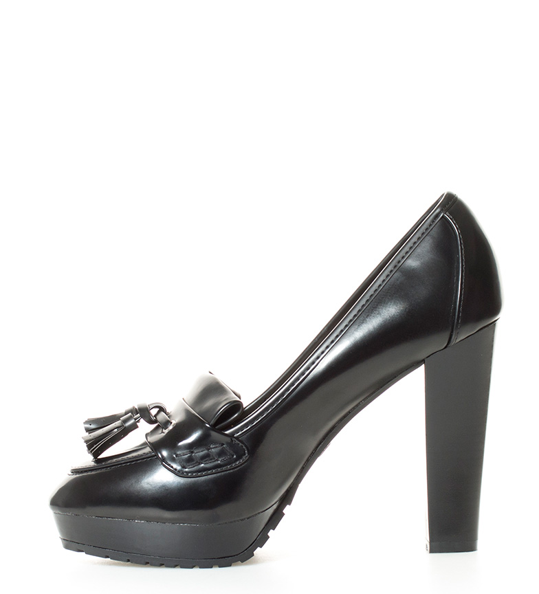 br br MARIAMARE Florencia Altura negro 11cm tacón MARIAMARE Zapatos Zapatos YxwXUf