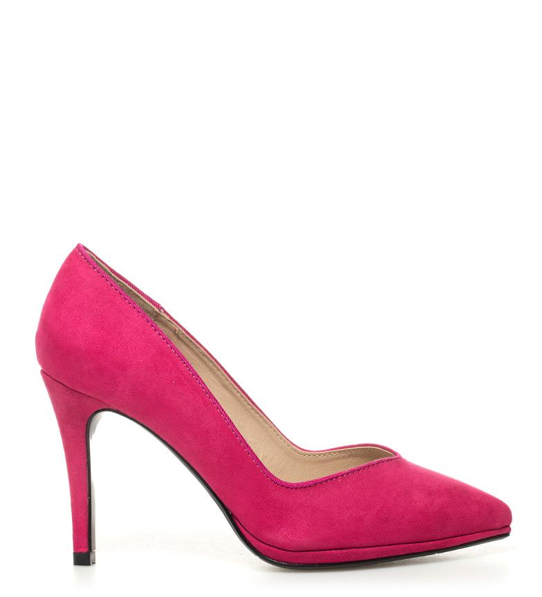 tacón Reiko fucsia Zapatos 10cm MARIAMARE fucsia Altura Zapatos Reiko MARIAMARE Altura 4qnwxafSz