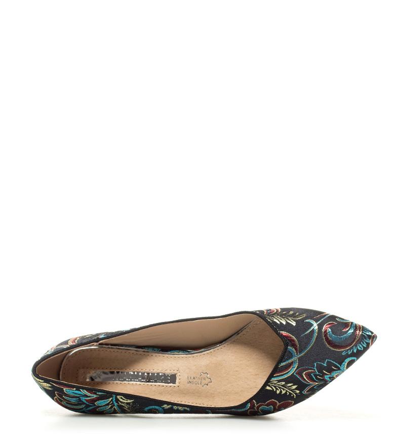 MARIAMARE Zapatos tacón Reiko 10cm negro Altura rr6vqd
