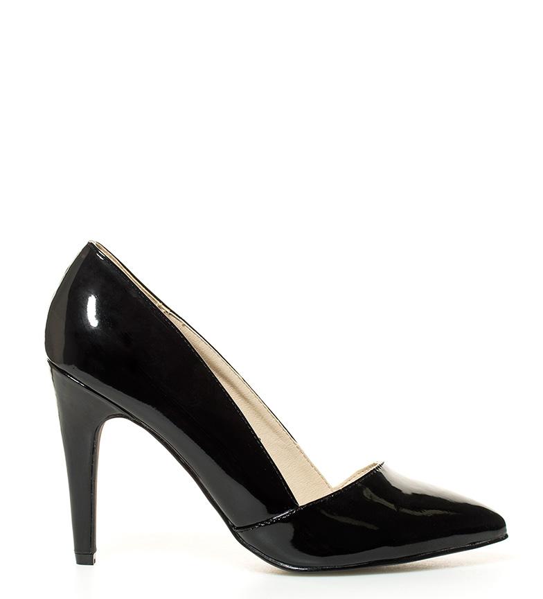 tacón 5cm br Altura br negro MARIAMARE Trixy Zapatos 10 x1qYAO8wO