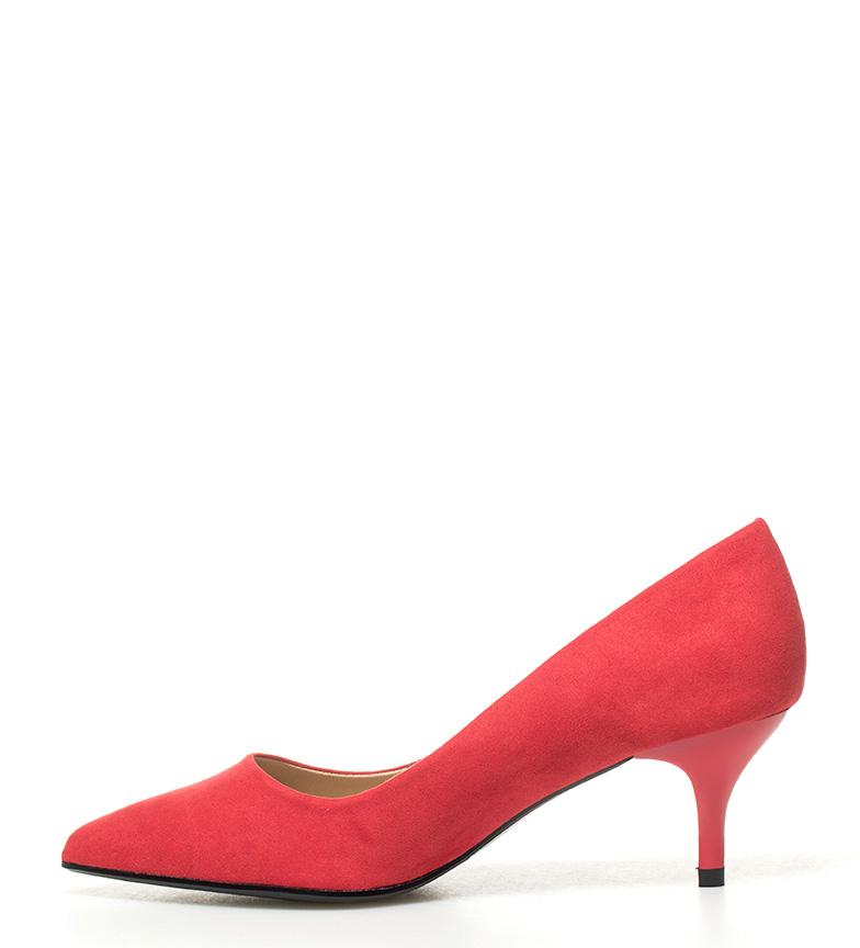 6 Valentina Zapatos rojo tacón MARIAMARE cm Altura MARIAMARE Zapatos qS0qw61
