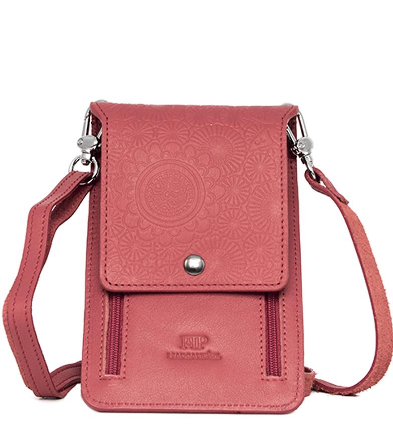 Comprar Marsan Piel Bracelete de couro 6231 vermelho -16x0.3x10.5cm