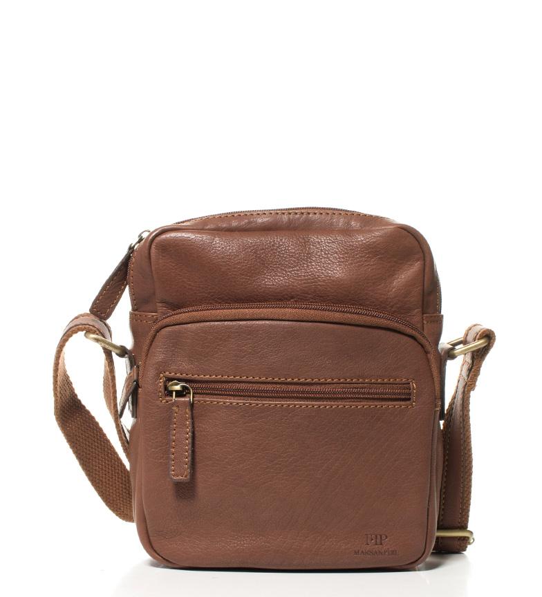 Comprar Marsan Piel Leather shoulder bag Venice leather -18x18,5x5,5cm-