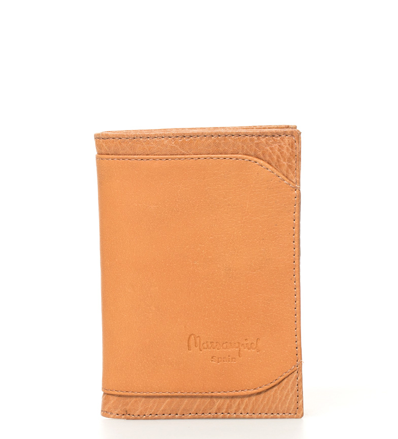 Comprar Marsan Piel Portafoglio in pelle di pelle Karabú  - 9x2x12,5cm -