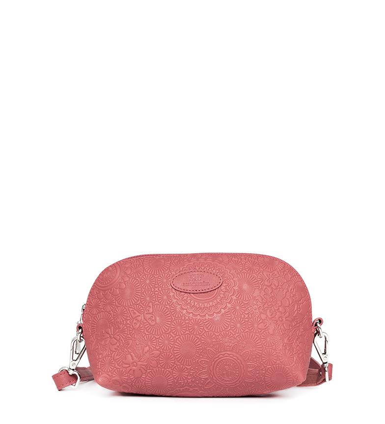 Comprar Marsan Piel Bracelet cuir 233 rouge -24x8,5x13cm