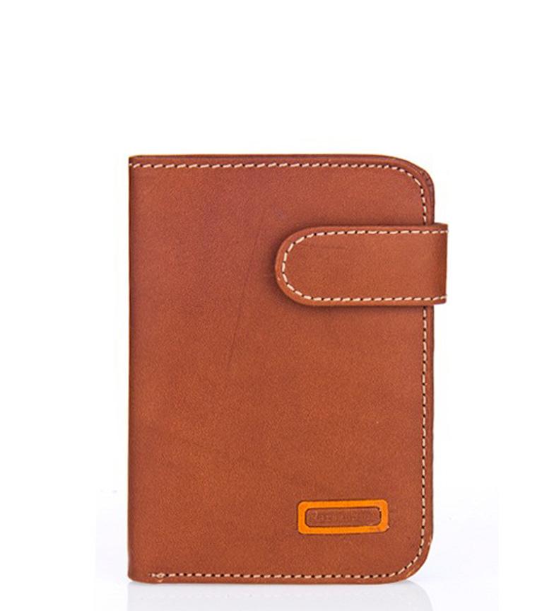 Comprar Marsan Piel Porte-monnaie en cuir Galin cuir 8,5x12cm-