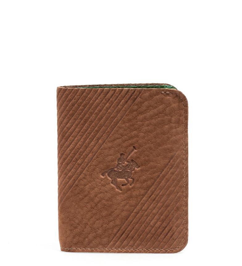 Comprar Marsan Piel Cuir porte-monnaie en cuir Polo -11x8,5 cm-