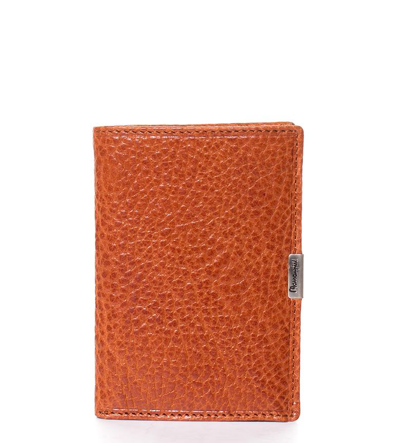 Comprar Marsan Piel Vulcano couro carteira de couro-12x2x9cm-