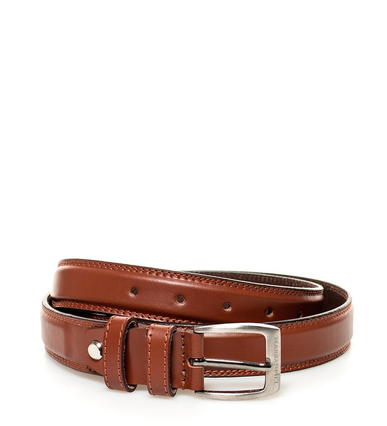 Comprar Marsan Piel Cinturón de piel Caravena cuero