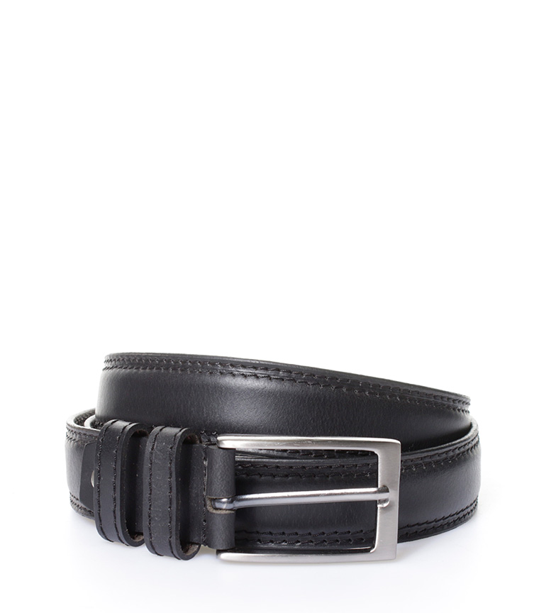 Comprar Marsan Piel Leather belt Demio black