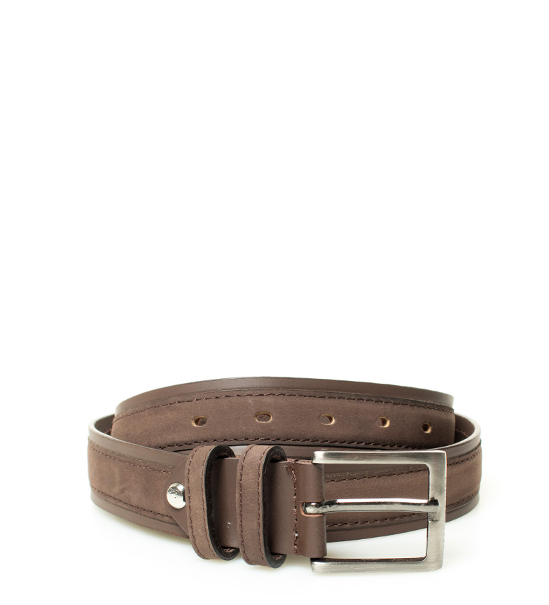 Comprar Marsan Piel Xasens brown leather belt