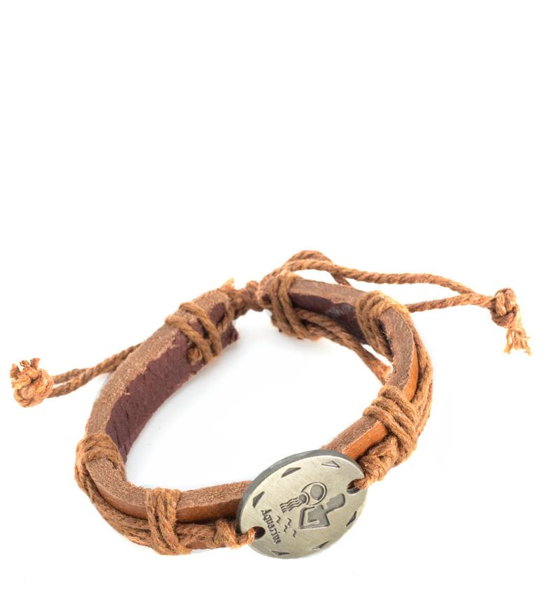 Comprar Marsan Piel Leather bracelet Aquarium leather
