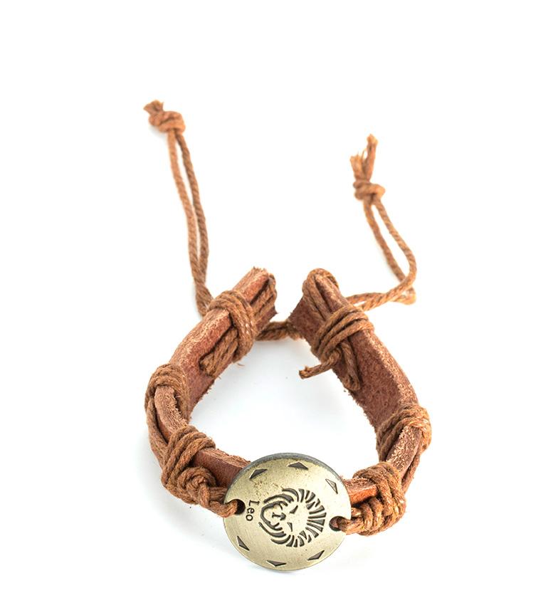 Comprar Marsan Piel Leather bracelet Leo leather