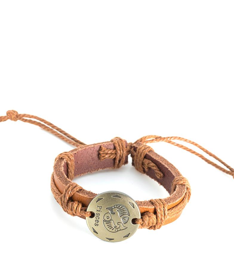 Comprar Marsan Piel Bracelet cuir Cuir Poisson