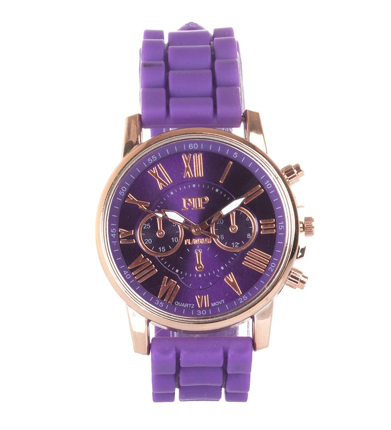 Comprar Marsan Piel Horloge analogique 9921 lilas