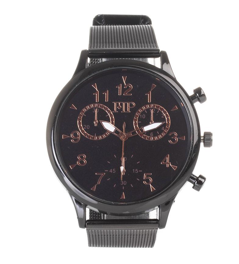 Comprar Marsan Piel Relógio analógico 9966 preto