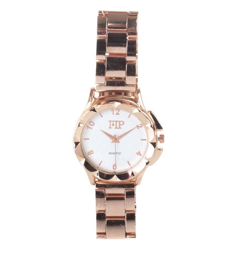Comprar Marsan Piel Relógio analógico 9965 branco