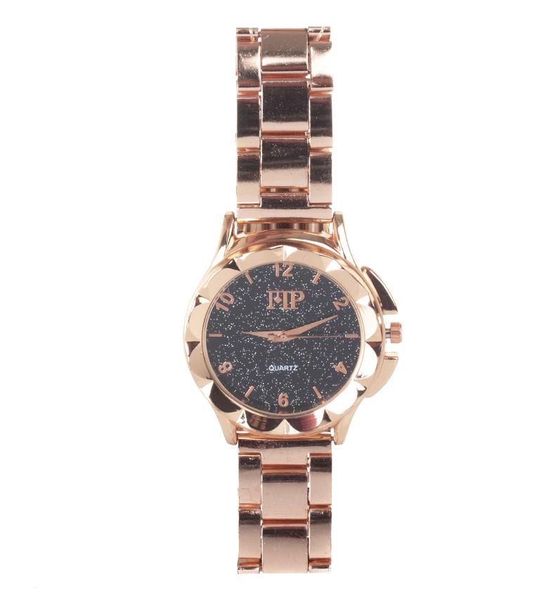 Comprar Marsan Piel Horloge analogique 9965 noir