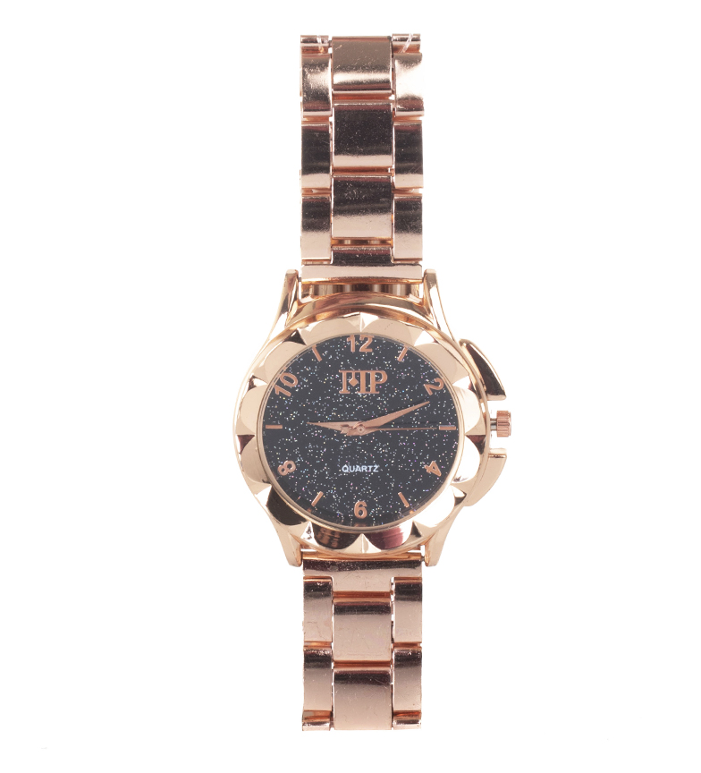 Comprar Marsan Piel Relógio analógico 9965 preto