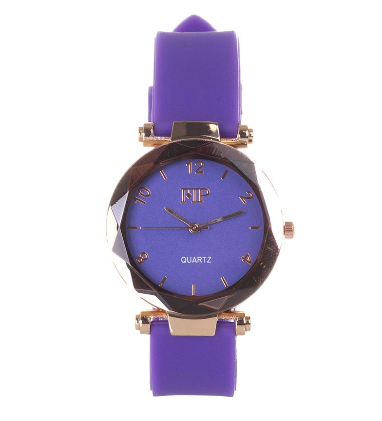 Comprar Marsan Piel Horloge analogique 9966 lilas