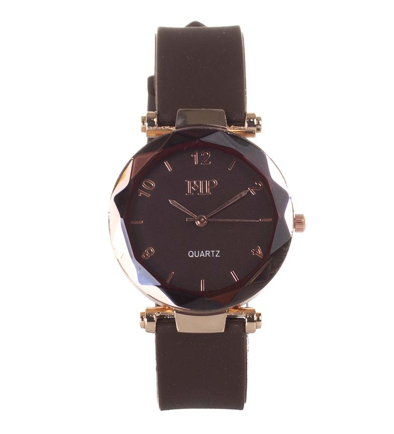 Comprar Marsan Piel Horloge analogique 9966 marron