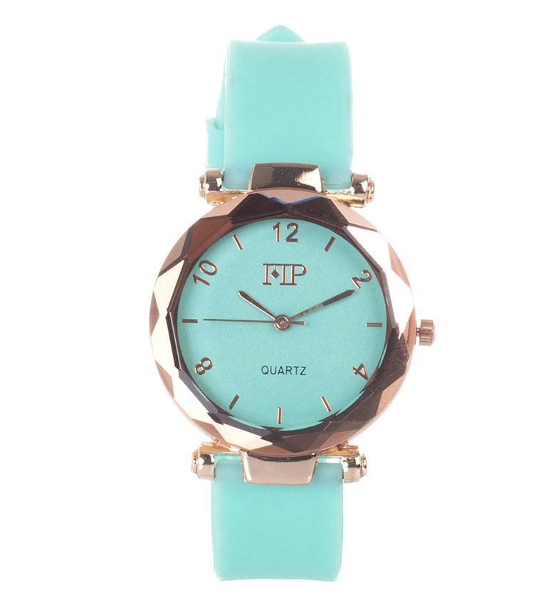 Comprar Marsan Piel Relógio analógico 9966 verde