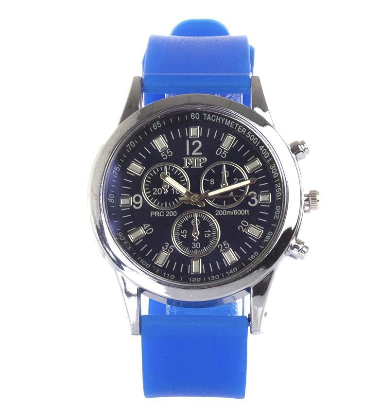 Comprar Marsan Piel Orologio analogico 9963 nero, blu