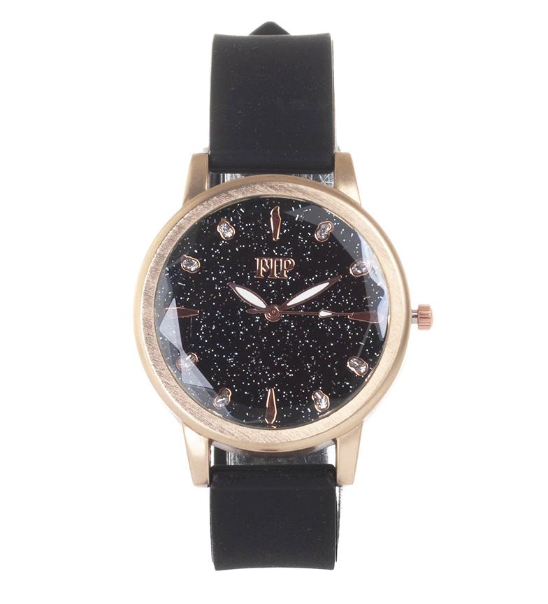 Comprar Marsan Piel Analog clock 9967 black