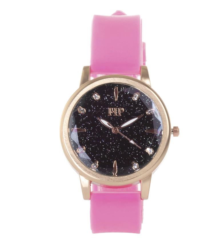 Comprar Marsan Piel Reloj analógico 9967 rosa