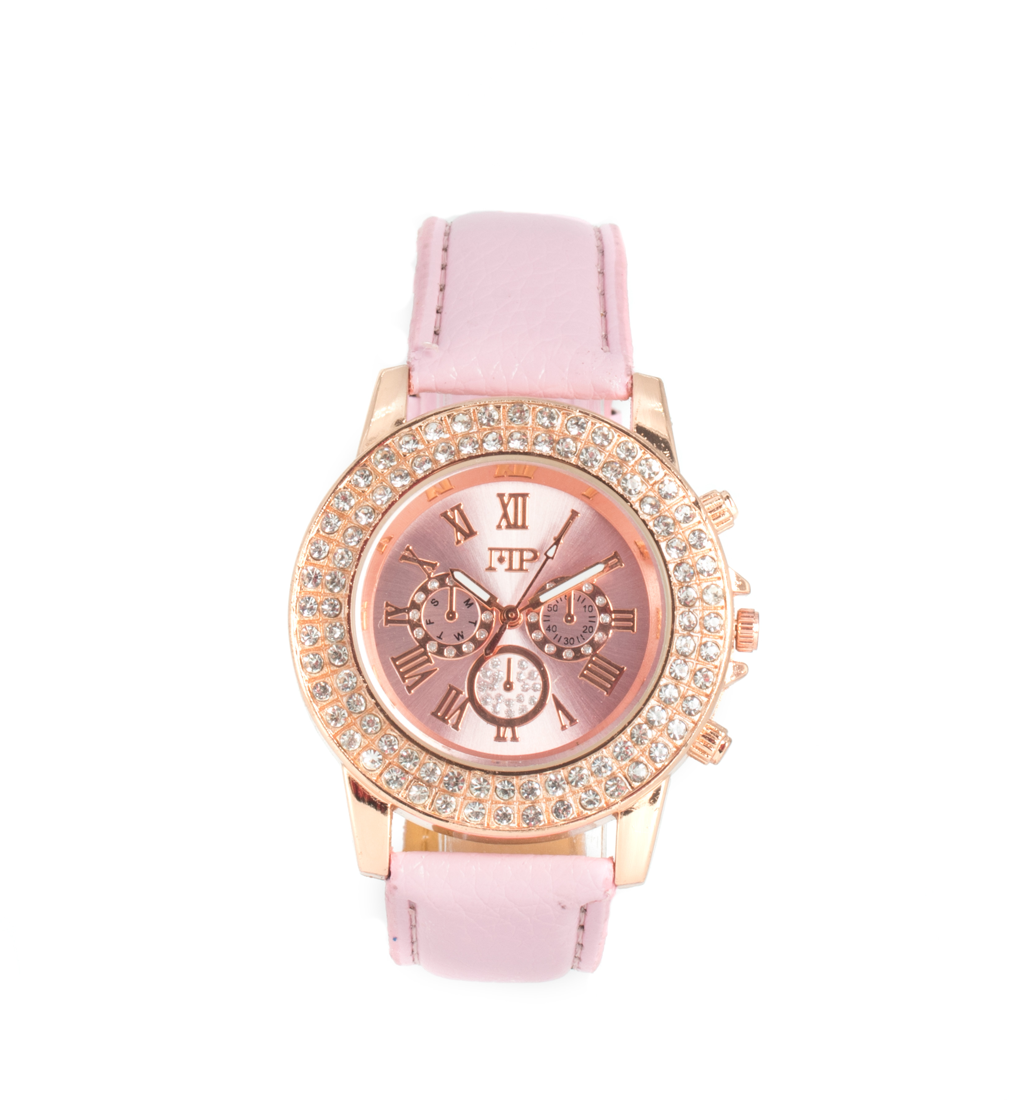 Comprar Marsan Piel Horloge analogique rose Asie