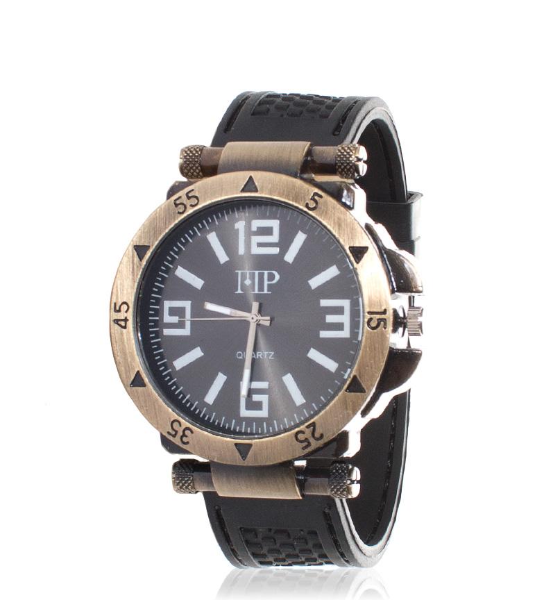 Comprar Marsan Piel Relógio analógico Preto Cidade Desafio