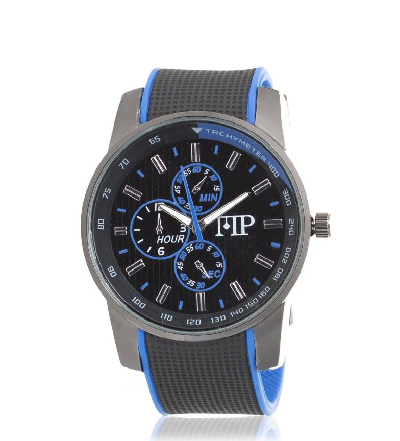 Comprar Marsan Piel Reloj analógico Genius Azul