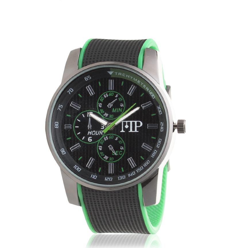 Comprar Marsan Piel Analog Clock Genius Green