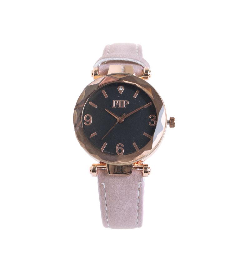 Comprar Marsan Piel Goldstein Pink Analog Watch