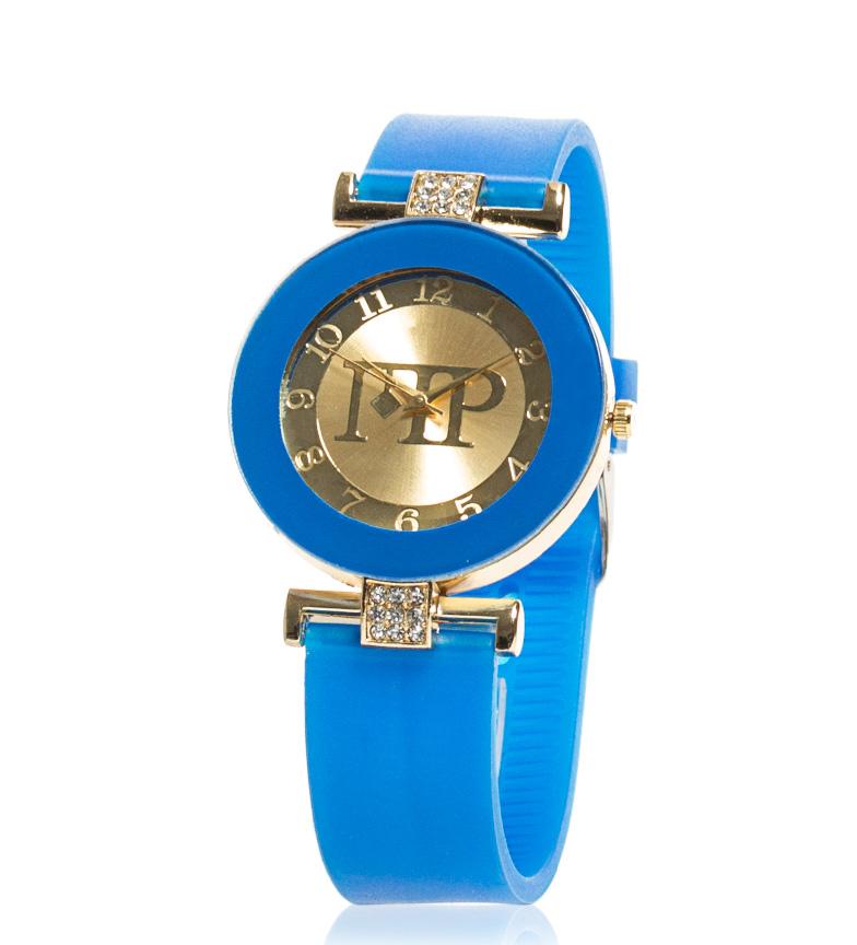 Comprar Marsan Piel Reloj analógico Hills azul