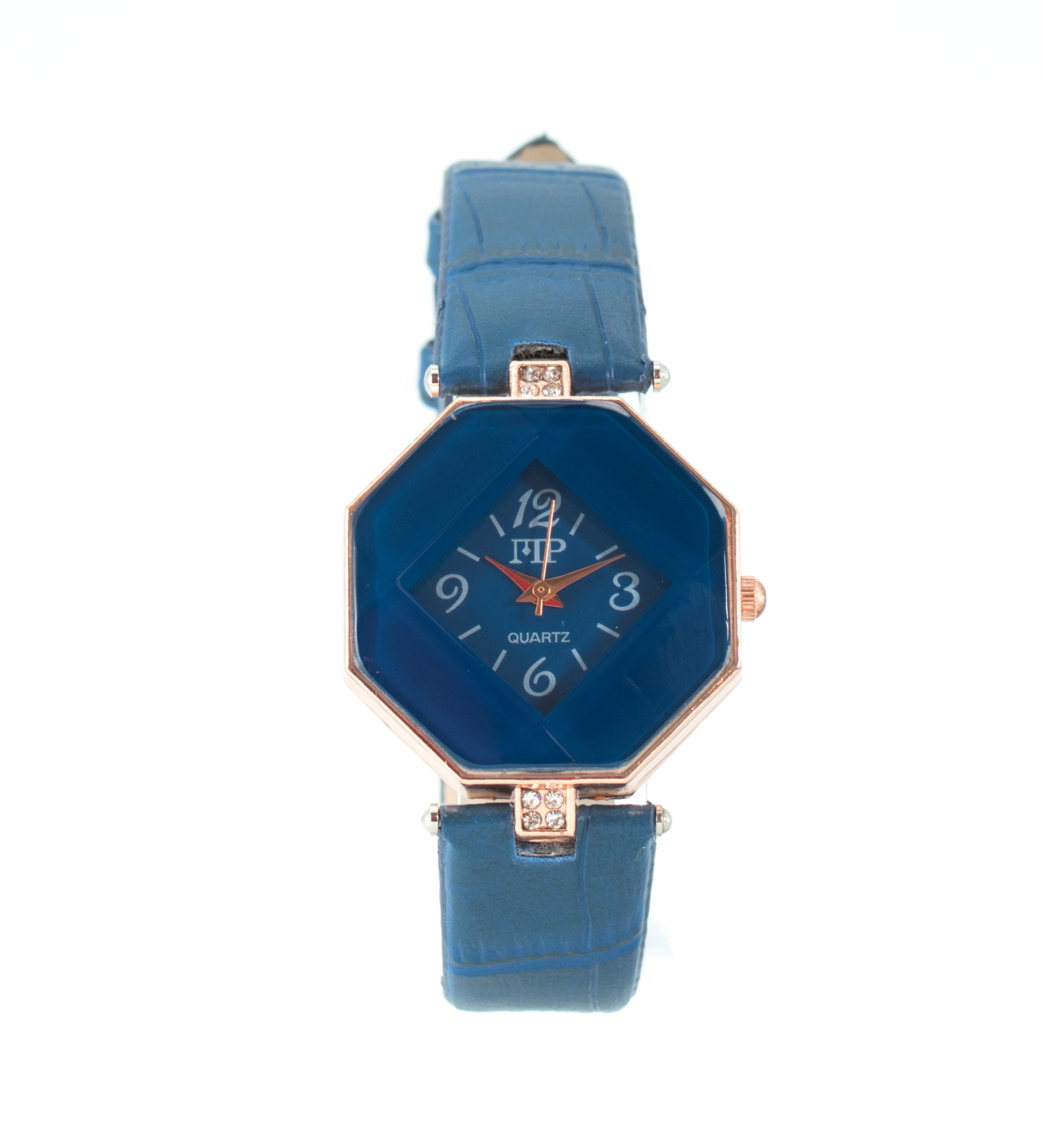 Comprar Marsan Piel Reloj analógico Icky azul
