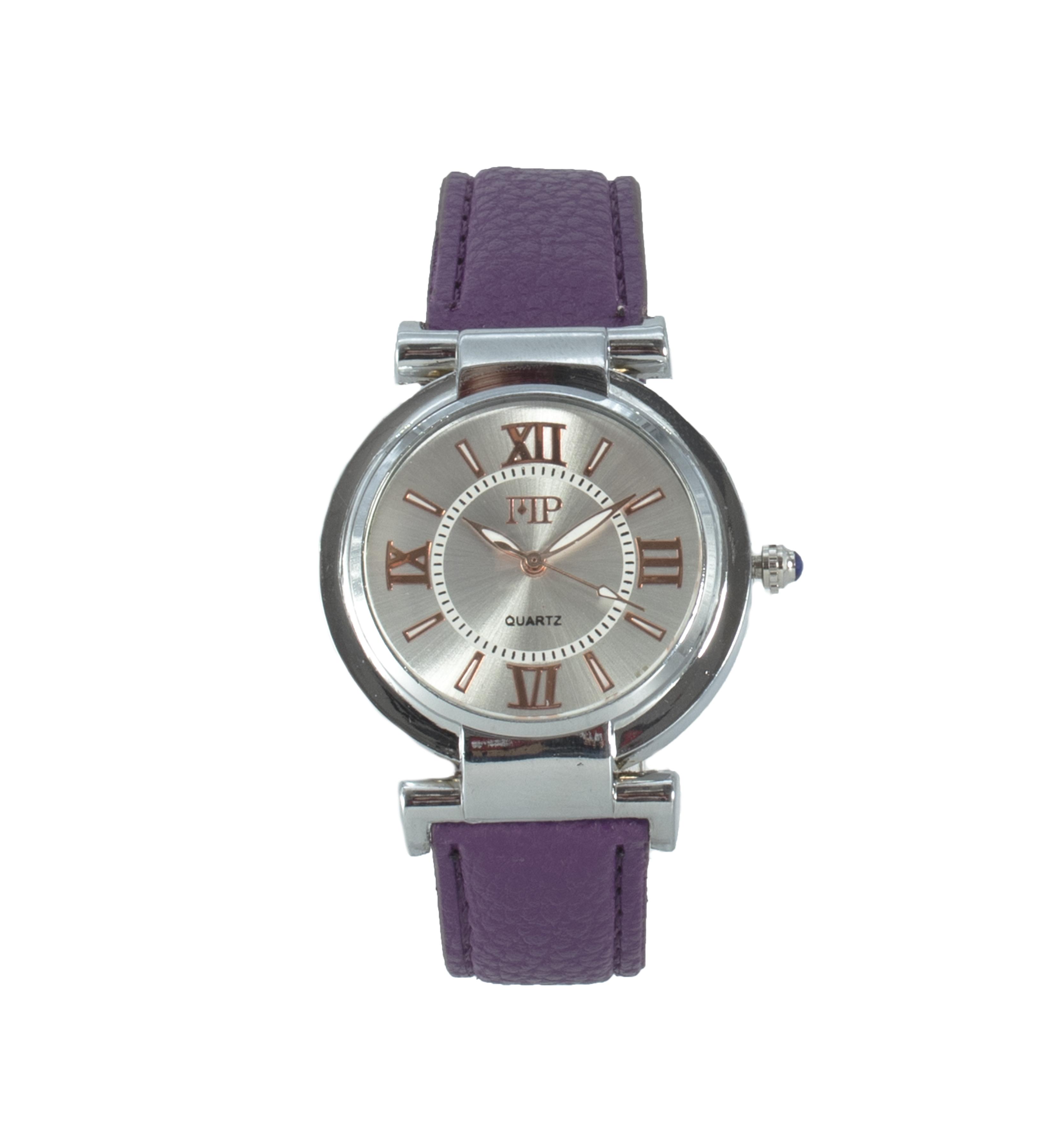Comprar Marsan Piel Relógio anal roxo Kan